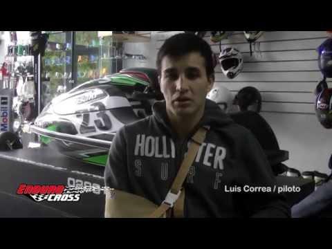 entrevista Luis Correa   recuperacion