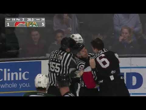 Connor Dewar vs. Austin Crossley