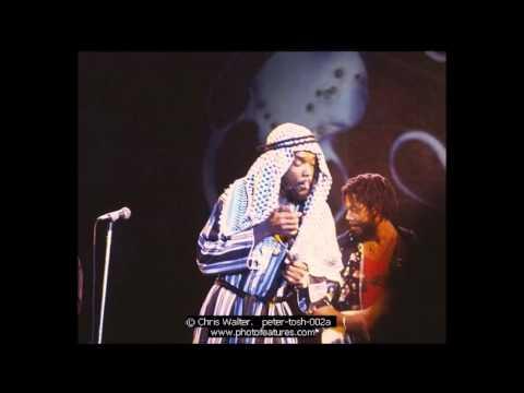 Peter Tosh – Live At Salle De La Piscine Toulouse France (8/10/1983)