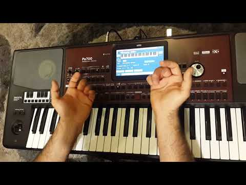 korg pa 700 شرقي - Youtube Download