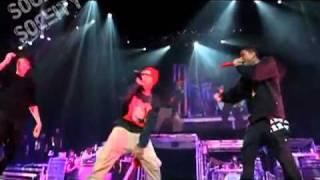 Soulja Boy, Justin Bieber, Bow Wow, Sean Kingston in Atlanta