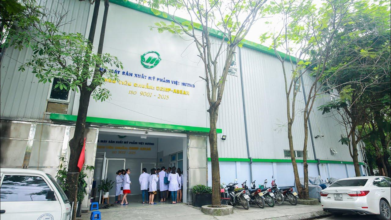 Lịch sử hình thành và phát triển Việt Hương Group