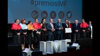 Los ganadores de los Premios IMF 2017
