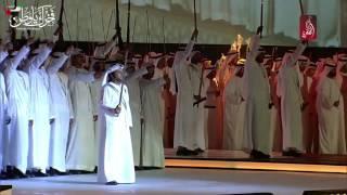 أروع عازي للفنان عيضه المنهالي (النسخة الأصلية) | (أوبريت فخرك يا وطن) | اليوم الوطني الـ45 تحميل MP3