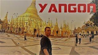 Crossing the Border into Myanmar: Yangon