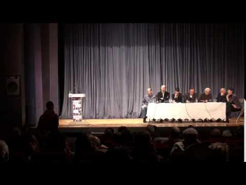 Ενημέρωση δημοτών 23-11-14: Ομιλία δημότη- Χρήστος Τσιάκαλος