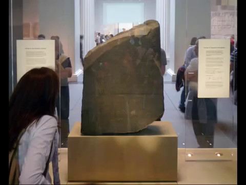The Rosetta Stone (video) | Khan Academy
