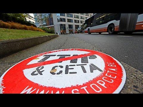 Γιατί οι Βαλλόνοι επιμένουν να λένε «όχι» στη CETA