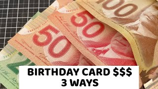 How to Tactifully Give Birthday Money in a Card