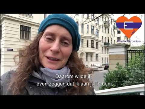 Hart onder de riem van Pia Douwes