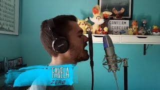 Favela - Ina Wroldsen & Alok | Male Cover By ZERØ