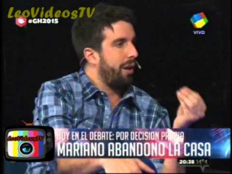 La historia de Mariano y Belen, debate GH 2015 #GH2015 #GranHermano