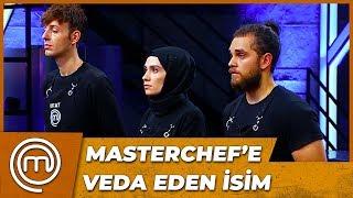 MasterChef'ten Elenen İsim Belli Oldu   MasterChef Türkiye 67.Bölüm