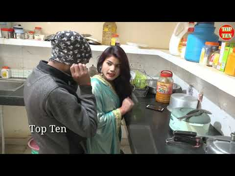 Entertainment Video    भाभी के साथ किचन में    Sashi Katariya & Nandu Kharwar,