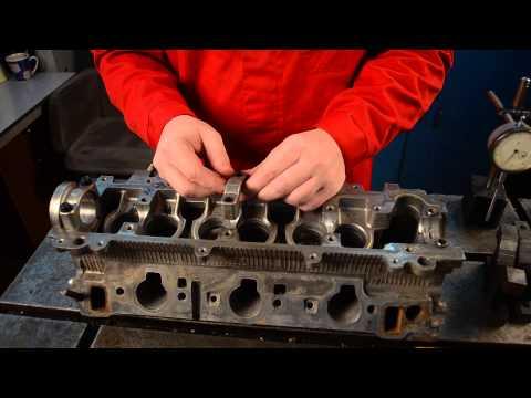 Капитальный ремонт двигателя: Ремонт ГБЦ