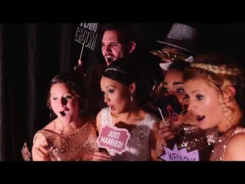 Jordan and Hanna Stover Wedding Feature Film