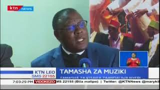 Tamasha za kitaifa za muziki zang'oa nanga Nyeri