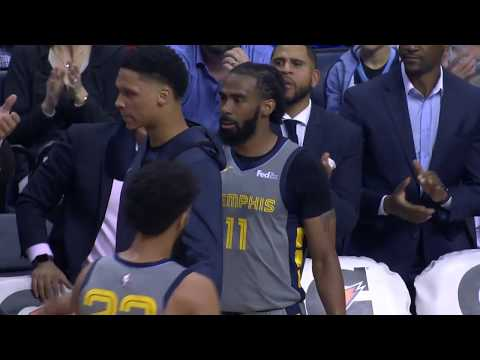 Houston Rockets vs Memphis Grizzlies   March 20, 2019
