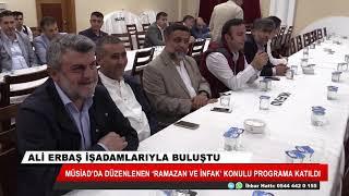 Ali Erbaş'ın Konya programı