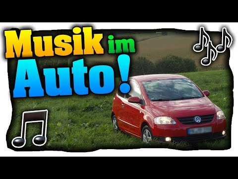 Musik im Auto hören über Bluetooth, AUX, USB Stick &. Handy! Kostengünstig nachrüsten! - (Tutorial)