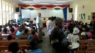 preview picture of video 'Mbabane Rotary/Salvation Army Msunduza Christmas Party 4'