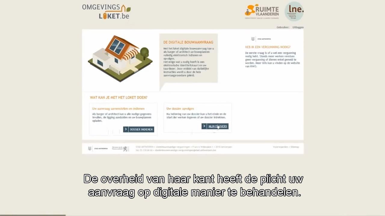 BEPERKTE IMPACT VAN DE OMGEVINGSVERGUNNING
