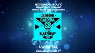 Junior Caldera - Blasphemy (Feat. Jack Strify From Cinema Bizarre) Official Full Song