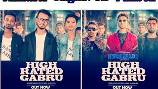 Nawabzaade: High Rated Gabru| Varun Dhawan| Shraddha Kapoor ||Guru Randhawa|| Raghav Punit Dharmesh