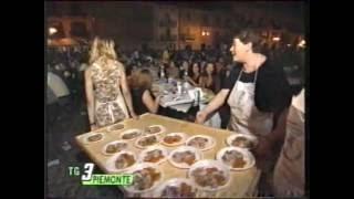 BOVES - Festa del Ricetto 2001 - TGR Piemonte
