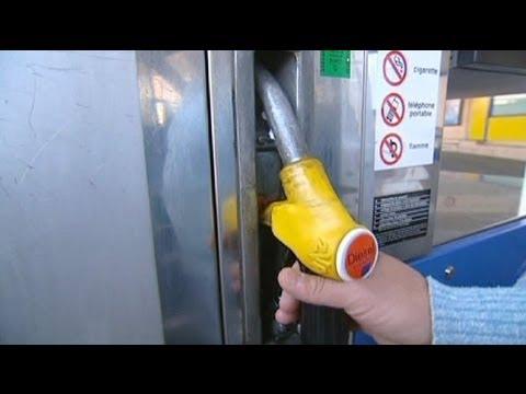 Warum verbrennt das Benzin schnell