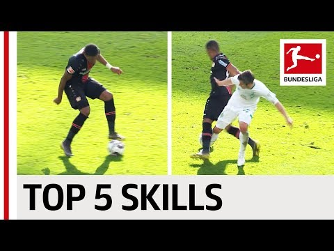 Top 5 Best Skills March - Sancho, Gnabry, Bailey & More