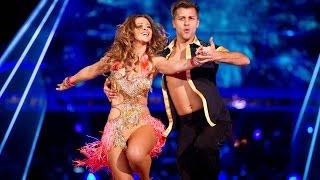 Самба  Красивый Латинский танец!
