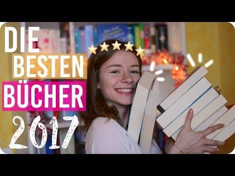 DIE BESTEN BÜCHER 2017 // katharia