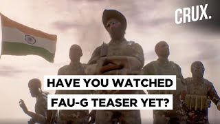 Akshay Kumar Unveils The Teaser Of FAU-G, India Own PUBG Mobile Alternative  IMAGES, GIF, ANIMATED GIF, WALLPAPER, STICKER FOR WHATSAPP & FACEBOOK