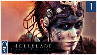 HELLBLADE: SENUA'S SACRIFICE Gameplay Part 1 - Mental Illness, Myth and Madness - Let's Play