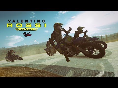 VALENTINO ROSSI THE GAME - Обзор (Rus)