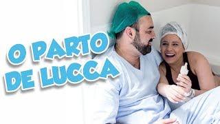 MEU PARTO NORMAL | NASCIMENTO DE LUCCA