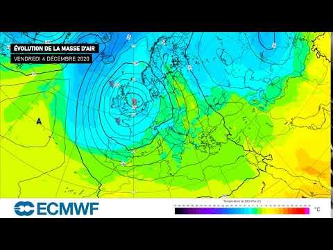 Illustration de l'actualité Vers une semaine parfois hivernale