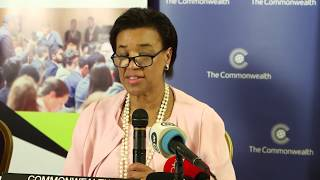 9th Commonwealth Youth Ministers Conference Day 5 Highlights