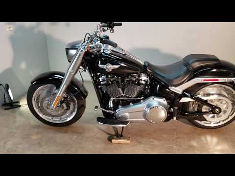 2018 Harley-Davidson Fat Boy®107 in Temecula, California