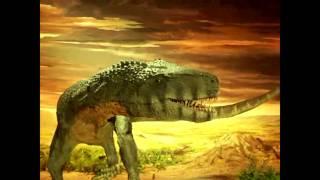 preview picture of video 'turismo san juan-museo itinerante del dinosaurio - Ischigualasto Valle de la Luna'