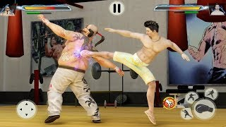 Virtual Gym Fighting: Real BodyBuilders Fight Android Gameplay