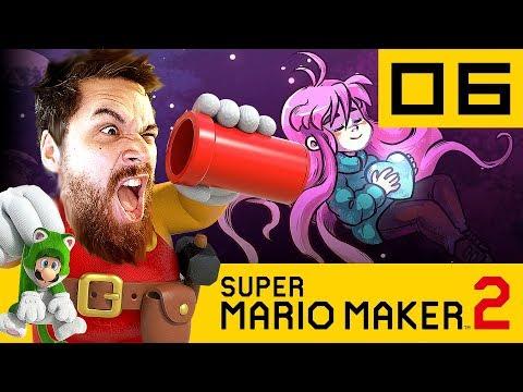 MERCI JEAN-MICHEL CELESTE | Super Mario Maker 2