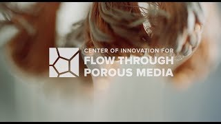 Center of Innovation For Flow Through Porous Media || UW High Bay Research Facility