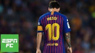 Lionel Messi left off UEFA best player shortlist; was he snubbed? | Extra Time | ESPN FC