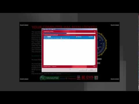 Remove FBI virus using HitmanPRO Kickstart [Instructions]