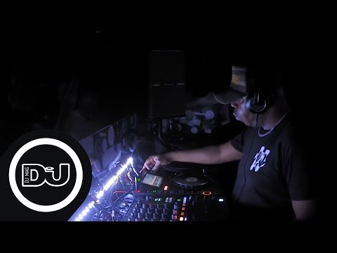 Randall Live From DJ Mag At Work