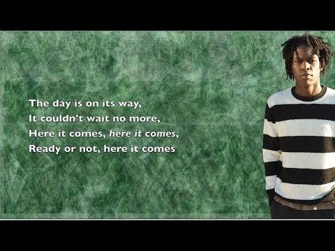 Chance The Rapper - First World Problems (ft. Daniel Caesar) - Lyrics