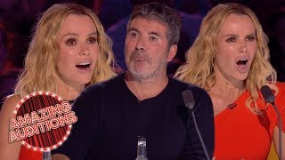INCREDIBLE Opera Auditions That SHOCKED And SURPRISED The Judges | Amazing Auditions