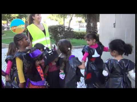 Ep. 250 - Halloween celebrado nas Escolas de Carnide